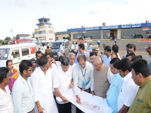 MoEF gives nod for expansion, development of Hubli airport