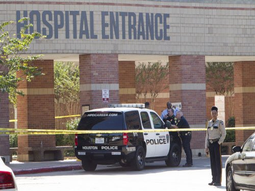 Two killed in US hospital shooting