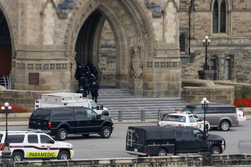 Canada vows crackdown after Ottawa shooting