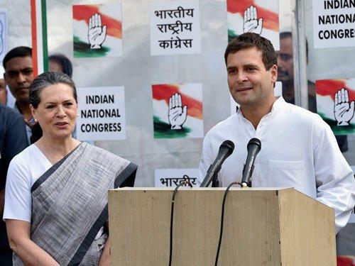 Sonia, Rahul should 'speak more': Chidambaram