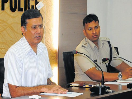 Commissionerate faces acute shortage of police personnel