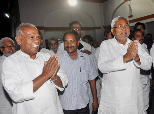 Rift between Nitish, Manjhi to the fore