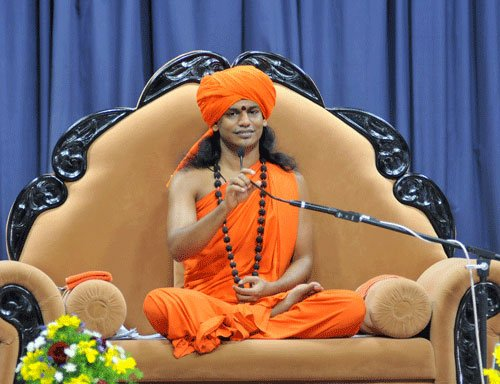 Conditional bail for Nithyananda
