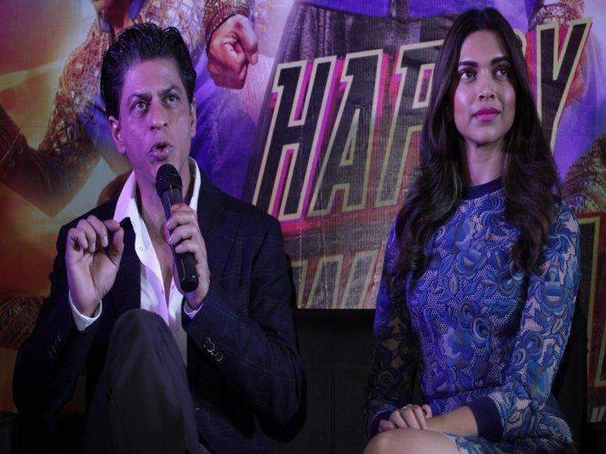 Deepika wants to work with AbRam: Shah Rukh Khan