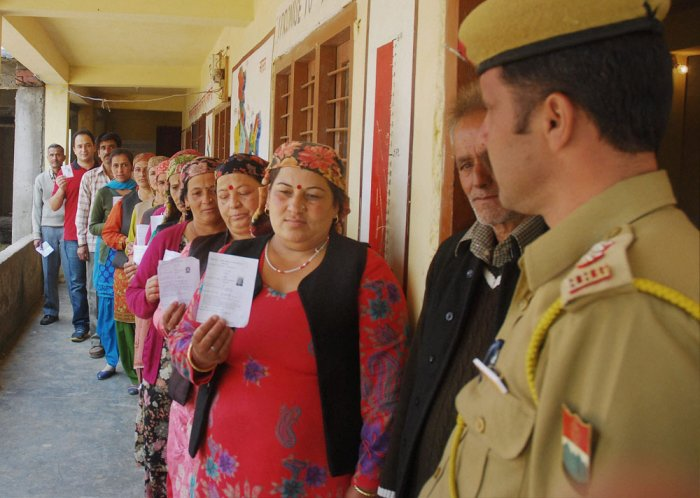 Election panel issues notification for first phase of J&K polls
