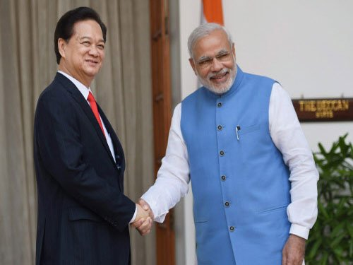 India to help strengthen Vietnam defence forces
