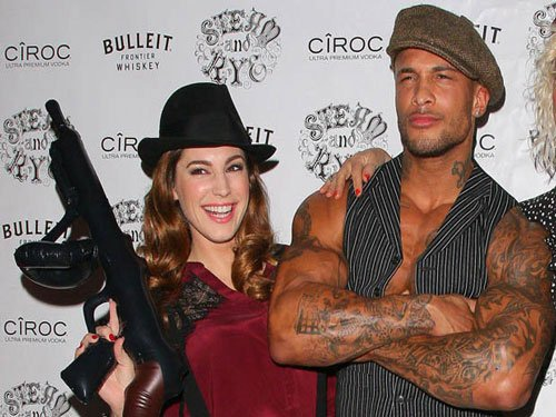 David McIntosh vows to marry his ex-Girl friend Kelly Brook
