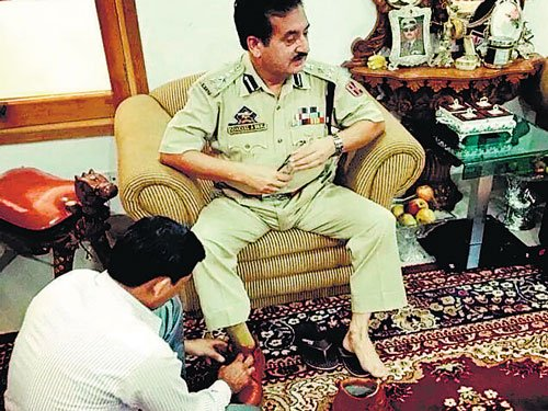 J&K DIG's son exposes father's lavish life, abuse of position