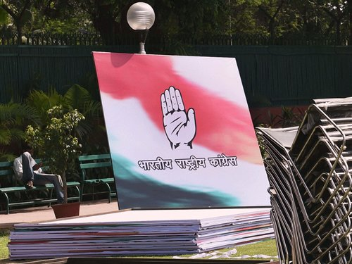 Respite for Congress leaders