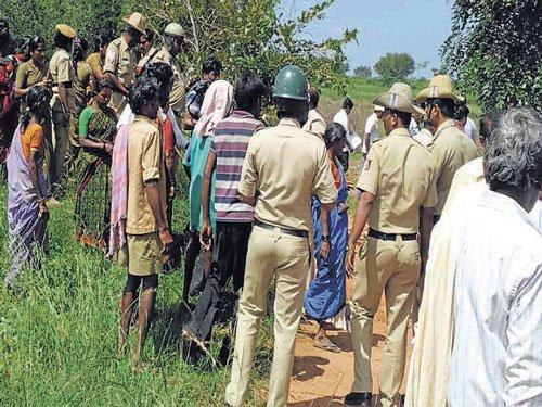 Farmers obstruct survey for waste-processing unit near Magadi
