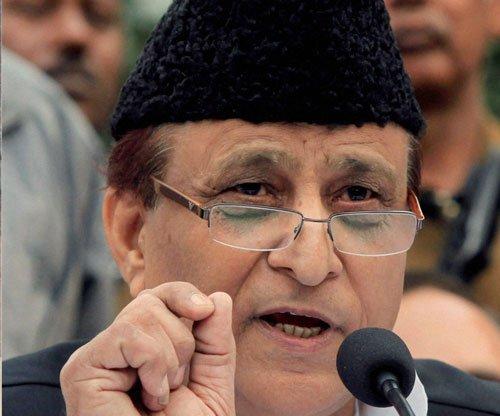 Azam's wife turns down SP's Rajya Sabha offer