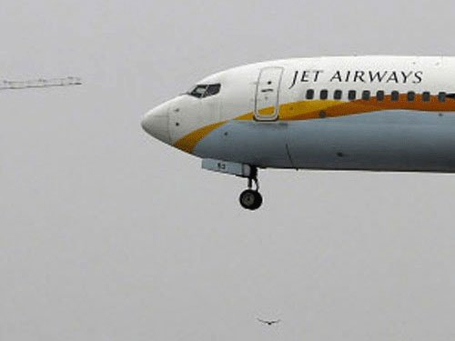 Jet fuel prices cut by 7.3% on falling overseas oil rates