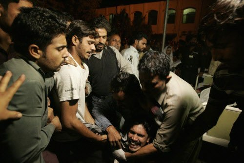 Death toll in Pak suicide attack at Wagah Border rises to 61