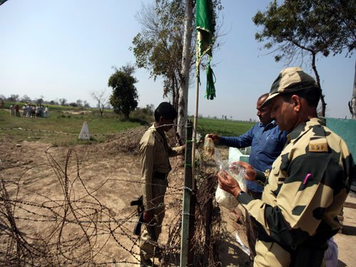 BSF on high alert in Punjab after Wagah blast