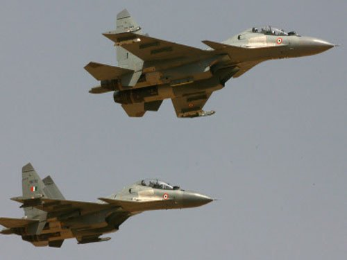 Russian team in India to review Sukhoi-30 fighters after crash