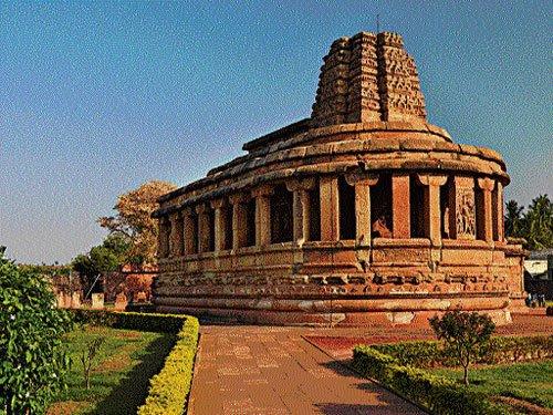 Cradle of temple architecture