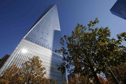 World Trade Center reopens, 13 years after attack