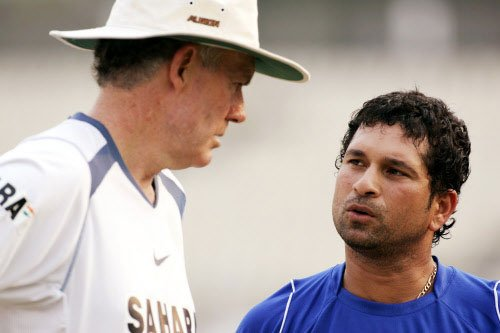 Chappell denies Sachin's claim, says he is surprised