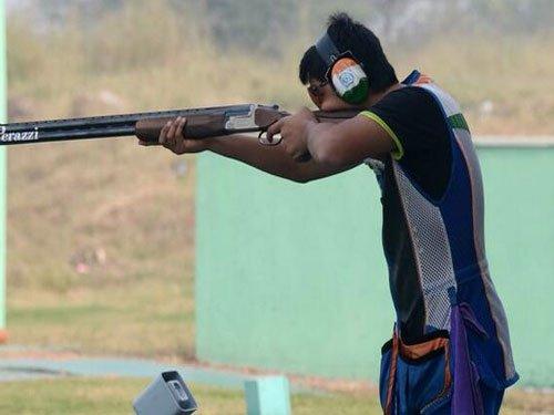 Rathore jr wins gold at Asian Shotgun Championships