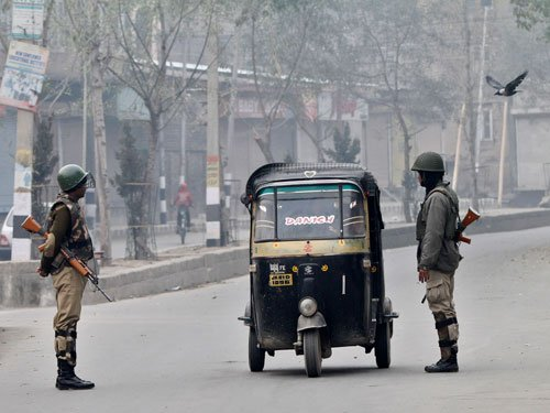 Valley tense after youths killed in Army firing