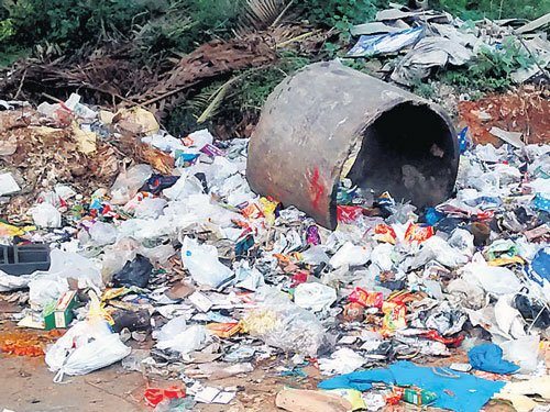 7 garbage-processing units not yet ready