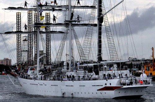 INS Sudarshini sail to mark 50-yrs of Indo-Singapore bilateral ties