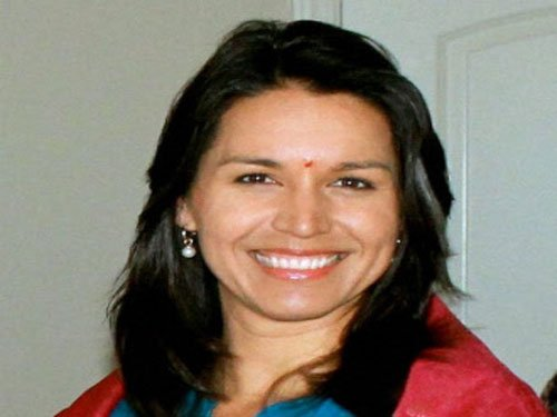 Tulsi Gabbard re-elected to Congress from Hawaii