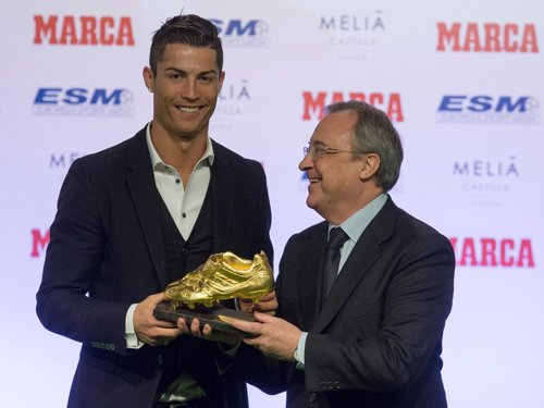 I'll be remembered as one of the best ever - Ronaldo