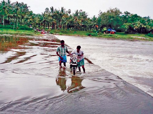 Excess rains fail to boost TN groundwater levels