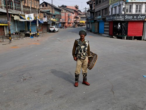 Life in Valley hit; Army quizzes soldiers