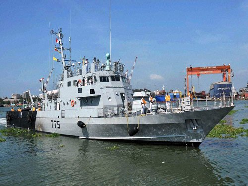 Dhowan to hand over Fast Attack Craft to Seychelles tomorrow