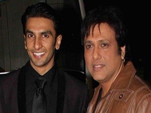 I am Govinda's biggest fan: Ranveer Singh