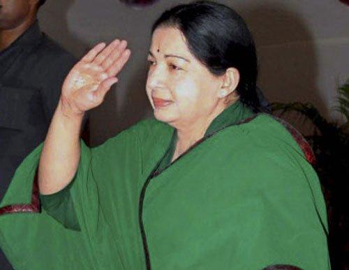 PIL seeking removal of Jaya protrait filed in TN