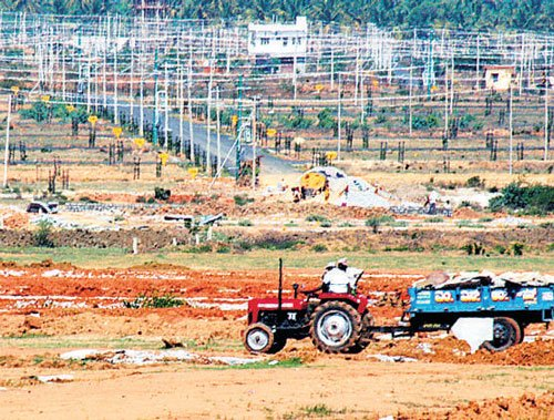 Govt illegally denotified 707 acres in Arkavathi: BJP