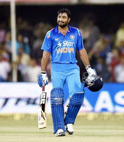 Rayudu hundred studs India win