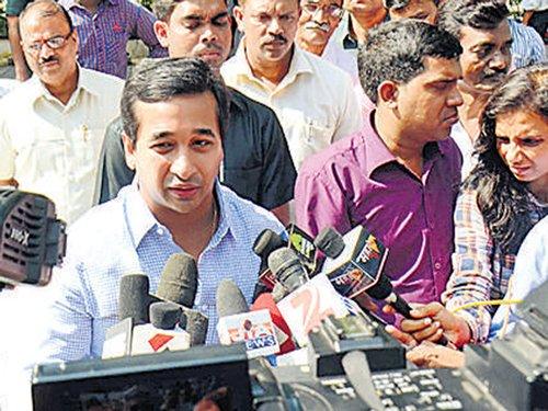 Nitesh Rane's anti-Gujarati tweet sparks controversy