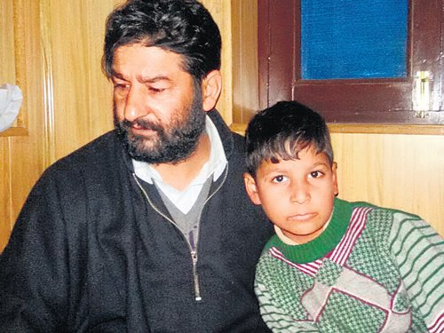 Army killed my son because he was Kashmiri, says slain teenager's dad