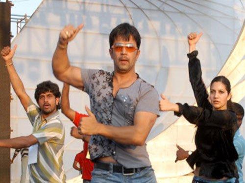 Films should go beyond entertainment: Arjun Sarja