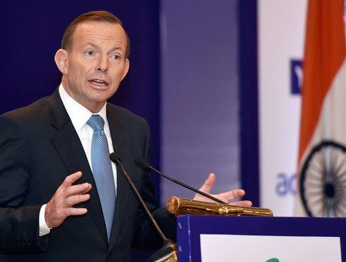 Keenly awaiting your visit, Abbott calls Modi