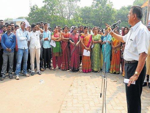 Hindu organisations demand Rai's resignation