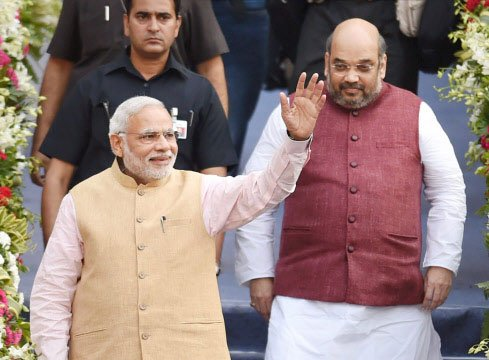 LIVE: Swearing-in ceremony of Modi cabinet ends