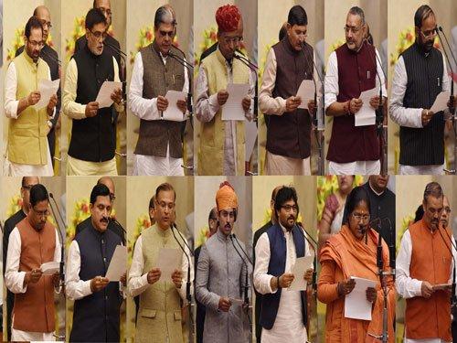 List of Portfolios for 21 ministers: Parrikar to defence, Prabhu gets railways