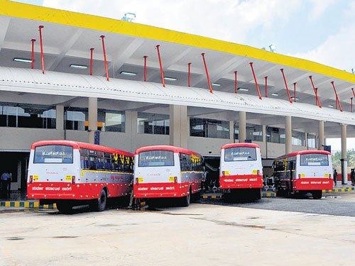 Transport dept plans to shift pvt bus operations out of City