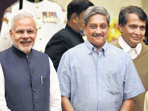 21 new faces join Team Modi