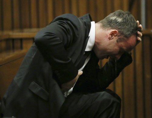 I don't believe Pistorius says Steenkamp's mother