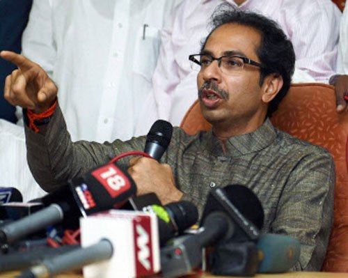 Sena attacks AIMIM, says Owaisis 'poisoned' minds of Muslims