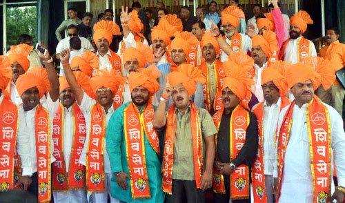 Sena-BJP spar over Speaker's election in Maha Assembly