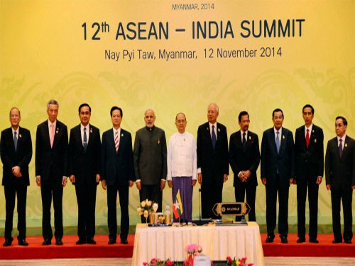 PM Modi invites ASEAN nations to invest in India