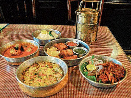 A foodie trip from Delhi to Bombay