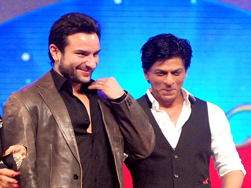 I have a lot of respect for Shah Rukh: Saif Ali Khan